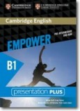 Cambridge english empower pre-intermediate presentation plus