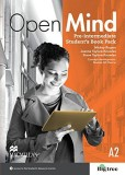 Open Mind Pre-intermediate Student's Book Pack Standard