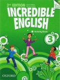 Incredible English 2E 3 Activity Book with Online Practice