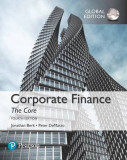 Corporate Finance: The Core Global Edition