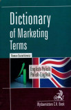 Dictionary of marketing terms.  english-polish, polish-english<br />słownik terminologii marketingowej angielsko-polski, polsko-angielski