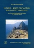 Nature human population and output produced.