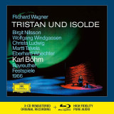 Wagner Tristan Und Isolde (3 CD + Blu-Ray Audio)