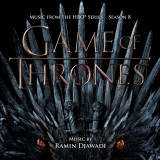Game Of Thrones - Season 8 (Music from the HBO Series) (CD)