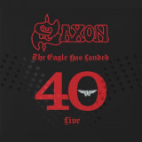 The Eagle Has Landed 40 (Live) (CD)