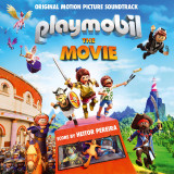 Playmobil: The Movie (Original Motion Picture Soundtrack) (CD)