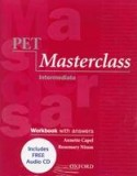 Pet masterclass workbook with answers+cd