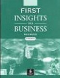 First insights into business workbook