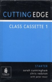 Cutting edge starter class audio cassette