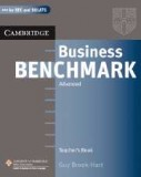 Business benchmark advanced teacher's resource book