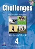 Challenges 4 student's book + cd