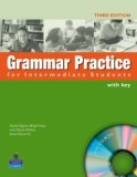 Grammar Practice Intermediate Students Book with Key and CD-ROM