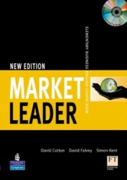 Market Leader Elementary Coursebook + Self-Study CD-ROM New Edition