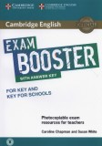 Cambridge English. Exam Booster for Key and Key for Schools with Answer Key with Audio Photocopiable Exam Resources for Teachers