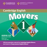 Cambridge Young Learners English Tests Movers 1 Audio CD