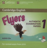 Cambridge English. Flyers 1, Audio CDs
