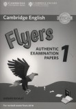 Cambridge English, Flyers 1. Authentic, Examination, Papers. Answer Booklet