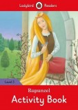 Rapunzel. Activity Book Level 3