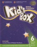 Kids Box 6. Activity Book with Online Resources