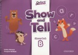 Show and Tell 3. Literacy Book B