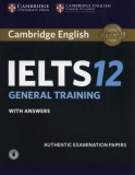 Cambridge English IELTS 12. General Training with answers