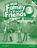 Family and Friends 3. Workbook with Online Practice
