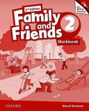 Family and Friends 2. Workbook with Online Practice