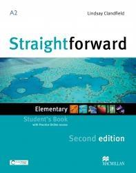 Straightforward 2nd edition Elementary Student's Book with eBook and Online Practice access - Kerr Philip, Clandfield Lindsay, Jones Ceri, Jim