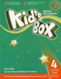 Kid's Box 4. Activity Book with Online Resources