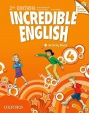 Incredible English 2E 4 Acitivity Book + Online Practice