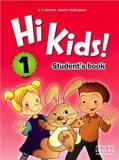 Hi Kids 1! Student`s Book