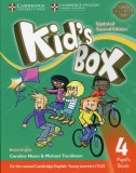 Kid's Box 4. Pupil's Book