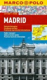 Madrid, City map 1:15 000