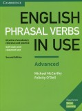 English Phrasal Verbs in Use. Advanced