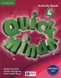 Quick minds 4, Activity Book