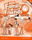 Family and Friends 4, 2nd Edition. Workbook