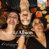 The New Old Albion. Music Around The Harp Consorts Of William Lawes