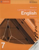 Cambridge Checkpoint English 7. Workbook