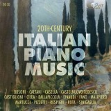 20Th-Century: Italian Piano Music
