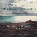 Charles Tomlinson Griffes: The Vale of Dreams. Piano Music