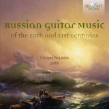 Cristiano Porqueddu: Russian Guitar Music of the 20th and 21st Centuries