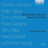 Minimal Piano Collection Volume XXI-XXVIII - Jeroen Van Veen