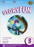 Storyfun 3: Teacher's Book