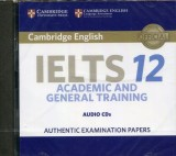 Cambridge IELTS 12, Academic and General Trainin