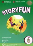 Storyfun 6, Teacher's Book