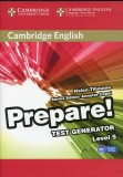 Cambridge English. Prepare! Test Generator, level 5