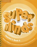 Super Minds 5: Teacher's Book
