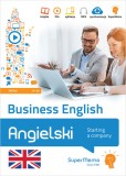 Business English - Starting a company poziom średni B1-B2