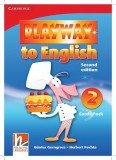 Playway to English 2 Flash Cards Pack