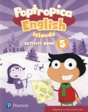 Poptropica English Islands 5 Activity Book
